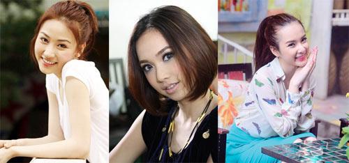 Sao việt,sao việt phẫu thuật thẩm mỹ,Đinh Ngọc Diệp,Ngân Khánh,Angela Phương trinh
