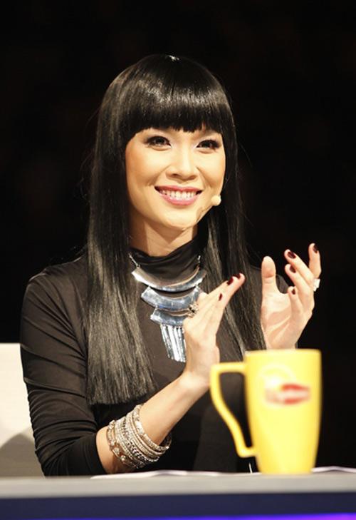 Mỹ Tâm và hành trình hóa thiên nga, Ca nhạc - MTV, My tam, sao viet, sao mai diem hen, than tuong am nhac, vietnam idol, giam khao, ca sy, tin tuc