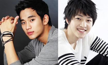 ,diễn viên Song Joong Ki,diễn viên Park Hae Jin, man to man, sao Hàn