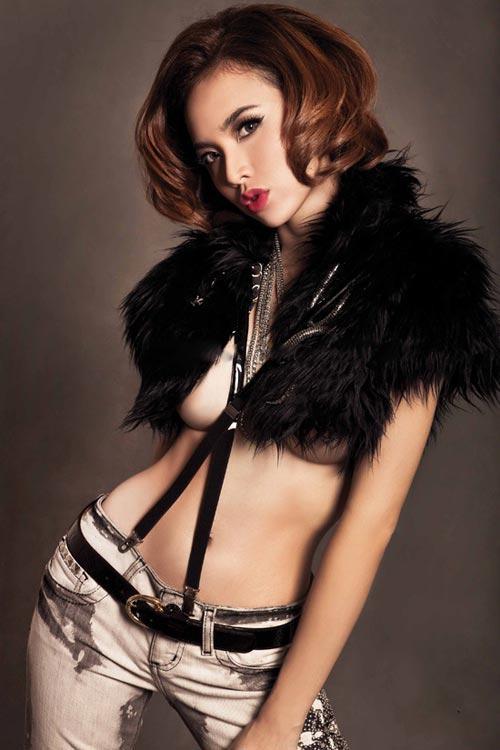 Showbiz việt,mỹ nữ việt,thanh hằng,ngọc diệp,ngọc quyên,trang nhung
