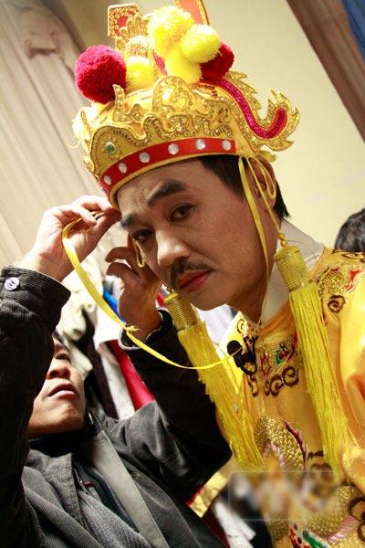 Táo 2012: Những hình ảnh không lên sóng, Phim, Tao quan 2012, Nghe si hai, Van Dung, Quang Thang, Xuan Bac, Tu Long, Cong Ly, Chi Trung, Thanh Trung, Minh Hang, Quoc Khanh