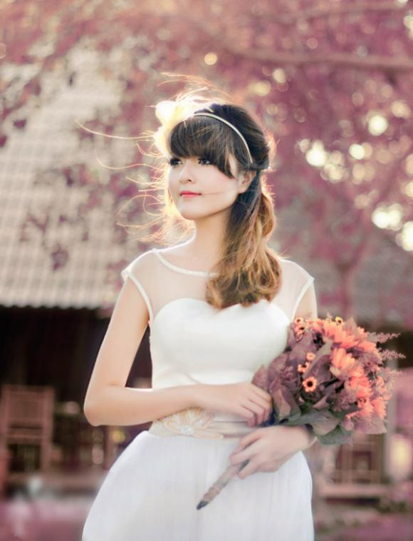 Hot girl Việt đẹp như búp bê baby, Bạn trẻ - Cuộc sống, hot girl Lilly Luta, hot girl ha thanh, hot girl sai gon, hot girl xinh dep, hoa khoi, miss sinh vien, nu sinh xinh dep, miss avon, bao