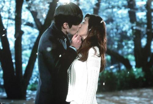 Phim hàn,nụ hôn trong phim hàn,hoàng tử gác mái,The King 2 Hearts