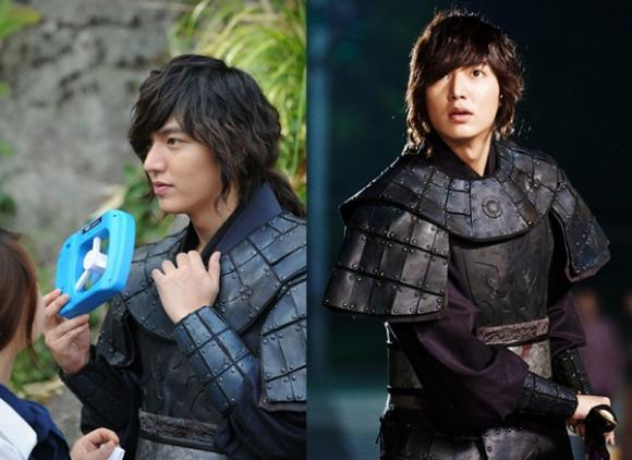 Kim Hee Sun,Lee Min Ho,Faith,phim Hàn,Faith