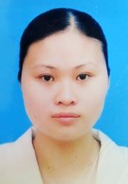Di ảnh chị Phạm Thị Thu Huyền