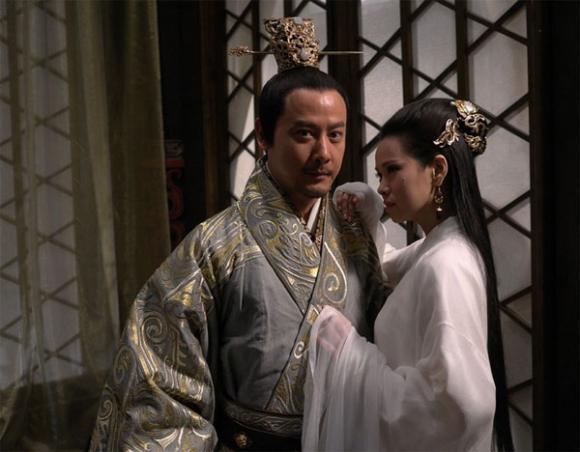 Hồ Hạnh Nhi,Chương Tử Di,mỹ nhân Hoa ngữ,y năng tịnh,đổng tước đài,Thái Thiếu Phân