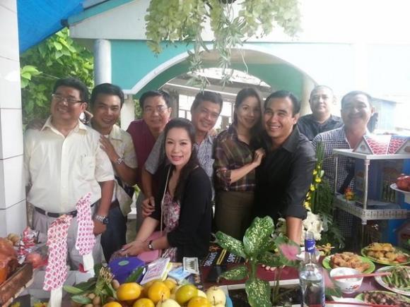 Lê Công Tuấn Anh,Quyền Linh,Phước Sang,Lê Tuấn Anh,Trịnh Kim Chi