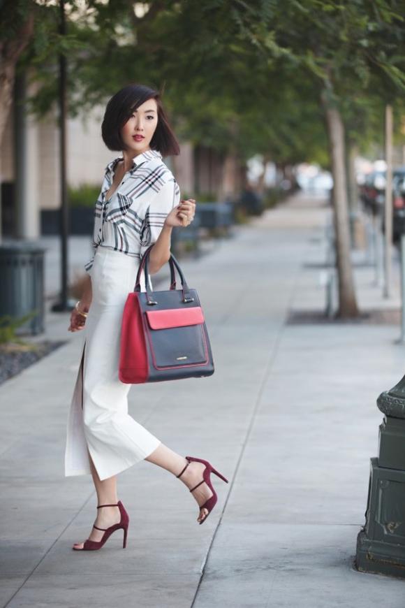 Thời trang công sở,phong cách công sở