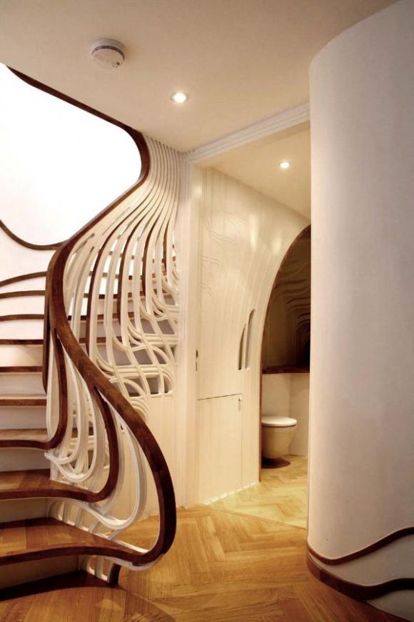 16304 20131015143556 jpg4 Thiết kế cầu thang như thế nào cho hợp phong thủy bạn biết chưa?