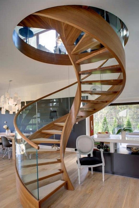 83257 20131015143554 jpg3 Thiết kế cầu thang như thế nào cho hợp phong thủy bạn biết chưa?