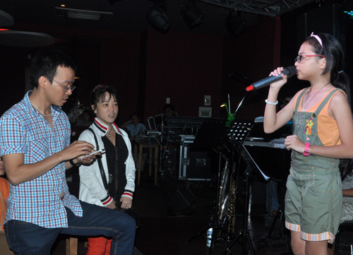 """Quang Lê """"yêu quá"""" Phương Mỹ Chi - 16"""