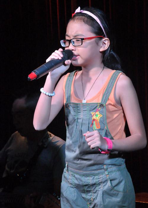 Phương mỹ chi,Giọng hát việt nhí,The voice kids,Quang Lê