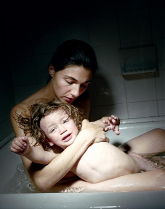 Bộ ảnh xúc động,Tình mẹ con,Tình yêu của mẹ,Hạnh phúc gia đình