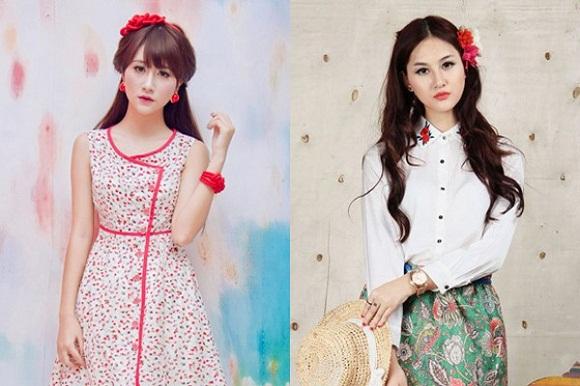 Hot girl Việt,Quỳnh Anh Shyn,Hà Lade,Midu,Tâm Tít