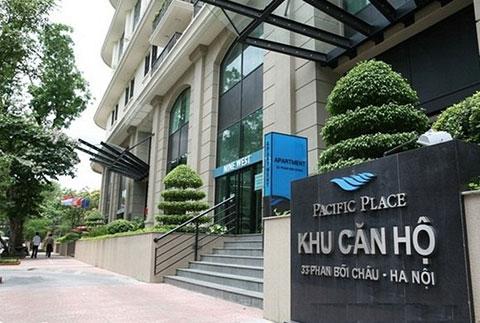 Căn hộ số 10, tầng 8, tòa nhà Pacific, 83 Lý Thường Kiệt, Hà Nội.