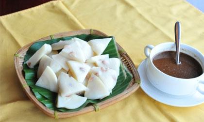 Bánh đúc - Món ăn dân dã của người Hà Nội