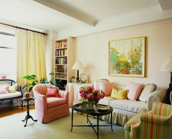 chon hoa phu hop voi tung khong gian trong nha jpg1 Chia sẻ cách lựa chọn hoa phù hợp với từng không gian trong nhà