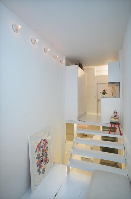 13812889686jpg1381302101 Chiêm ngưỡng vẻ đẹp của thiết kế nhà chật 21m2 đầy tinh tế