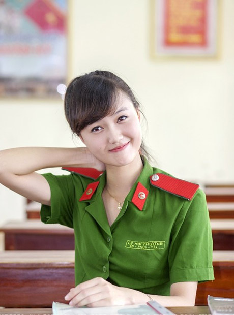 ĐH Xây dựng,Học viện Cảnh sát Nhân dân,ĐH Sư phạm,nữ sinh,sinh viên,trẻ đẹp