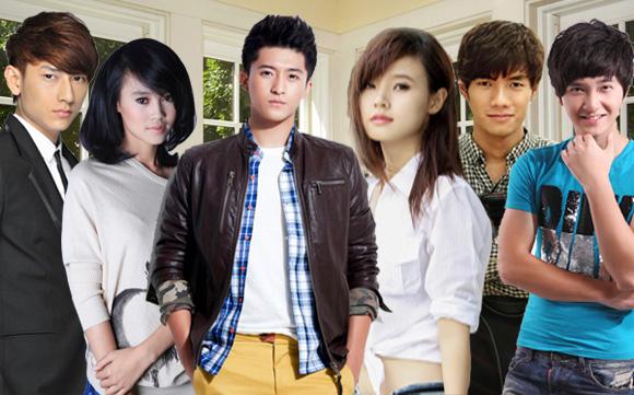 The Heirs,Người thừa kế,Harry Lu,Midu,Nhan Phúc Vinh,Lan Ngọc