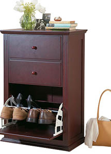 tu2jpg13839041221 Chai sẻ cách bố trí tủ đựng giầy để tránh tạp khí