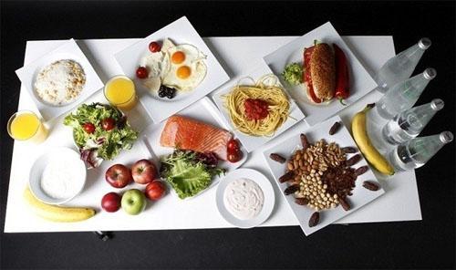 chế độ ăn uống,thực phẩm lành mạnh,khỏe mạnh,không lo tăng cân