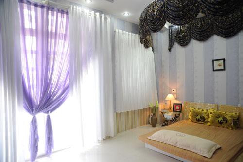 Nhà của sao,Biệt thự của sao,Nguyễn Phi Hùng