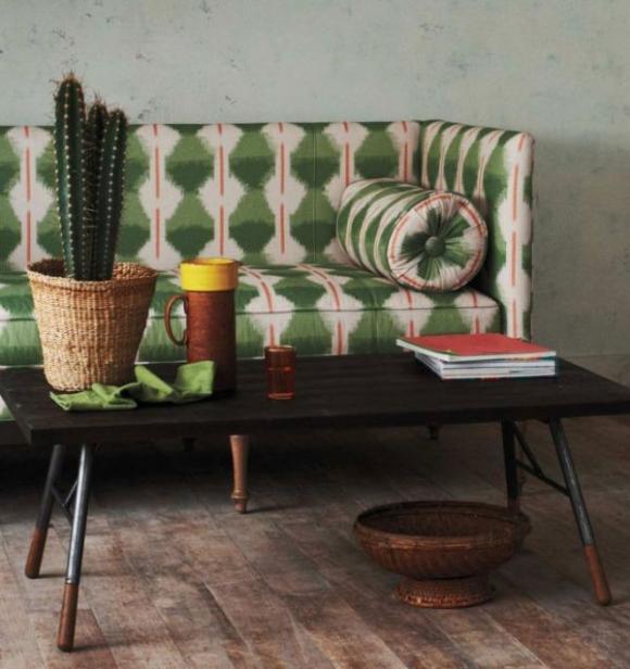 Không gian sống đẹp hơn với sofa màu sắc chuẩn 2