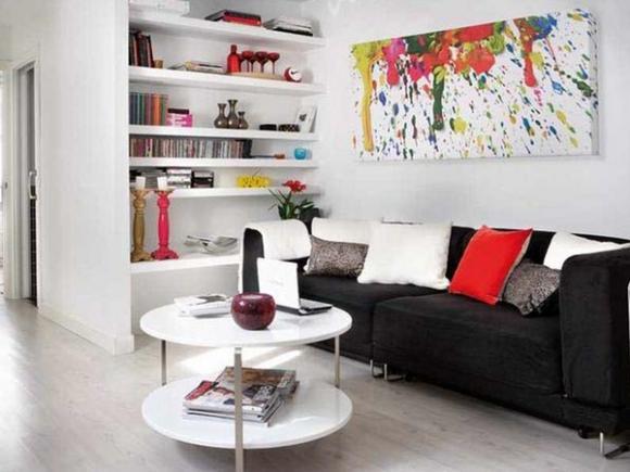 Tư vấn cải tạo nhà tập thể 30m² để ở với bố mẹ chồng 4