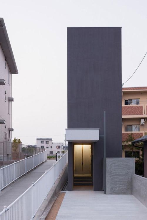 Nhà mặt tiền 4 mét vẫn đẹp 'ngỡ ngàng' - 3