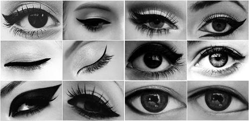 Làm đẹp,Đẹp như Sao,Trang điểm mắt mèo,Trang Điểm