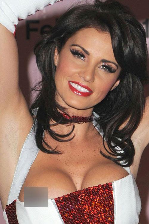 Katie Price,đệ nhất thảm họa nước anh,Thảm họa thời trang 2012