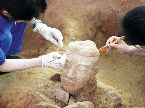 Tần Thủy Hoàng,Lăng mộ Tần Thủy Hoàng,Lịch sử Trung hoa