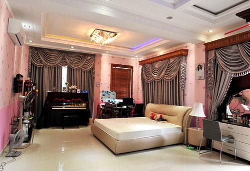 3 căn nhà 100 tỷ của ca sỹ Việt, Ca nhạc - MTV, nha 100 ty, nha 100 ty cua ca sy viet, vy oanh, trang nhung, tung lam, ca sy, ngoi sao, tin tuc