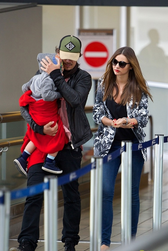Miranda Kerr,Miranda Kerr cặp bồ,siêu mẫu nội y Miranda Kerr phản bội chồng,nam diễn viên Orlando Bloom.