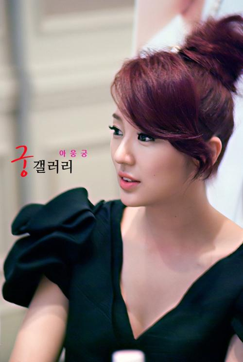 Style t c b i th i th ng nh yoon eun hye Yoon eun hye fashion style in my fair lady