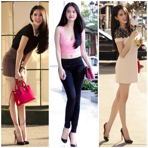4 Nữ hoàng đường phố của showbiz Việt - 10