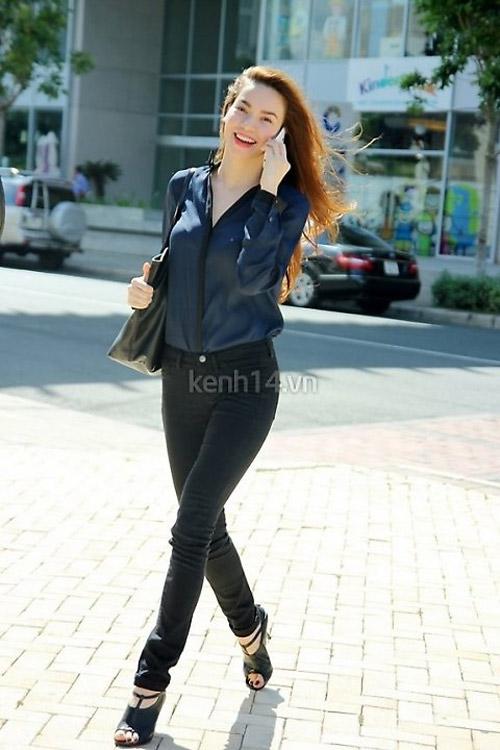 4 Nữ hoàng đường phố của showbiz Việt - 13