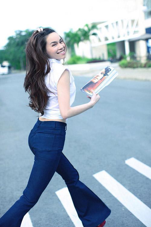 4 Nữ hoàng đường phố của showbiz Việt - 14