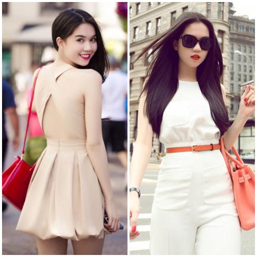 4 Nữ hoàng đường phố của showbiz Việt - 6