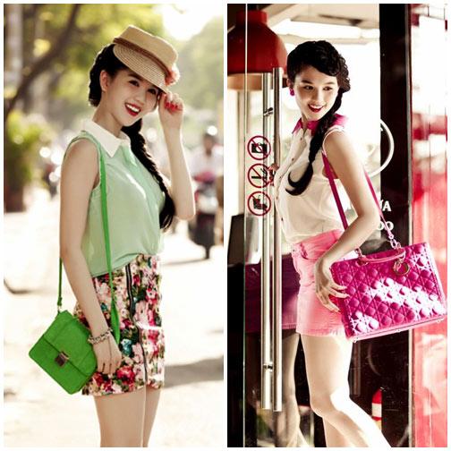 4 Nữ hoàng đường phố của showbiz Việt - 7