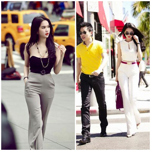 4 Nữ hoàng đường phố của showbiz Việt - 8