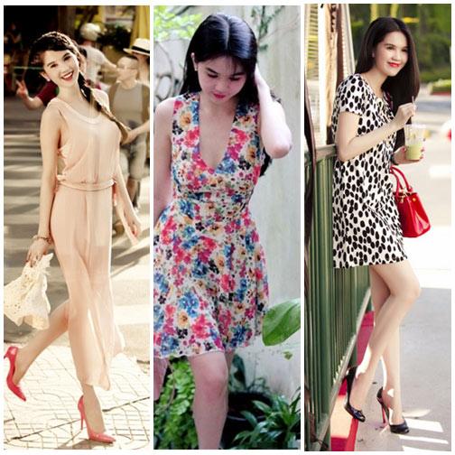 4 Nữ hoàng đường phố của showbiz Việt - 9