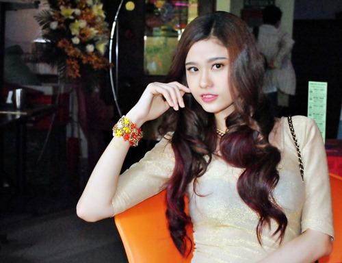 Trương Quỳnh Anh 2013,Ca sĩ Trương Quỳnh Anh