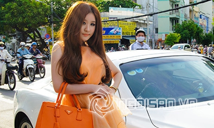 Hot girl Ivy, vợ cũ của Hồ Quang Hiếu, Hồ Quang Hiếu