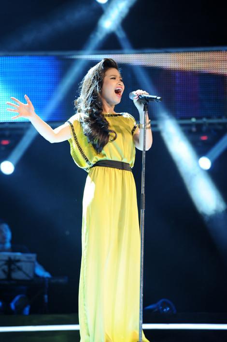 The Voice 2013,Giọng Hát Việt 2013,Diva Hồng Nhung,Mỹ Linh,Đàm Vĩnh Hưng 2013,Nhạc sĩ Quốc Trung,Dương Hoàng Yến
