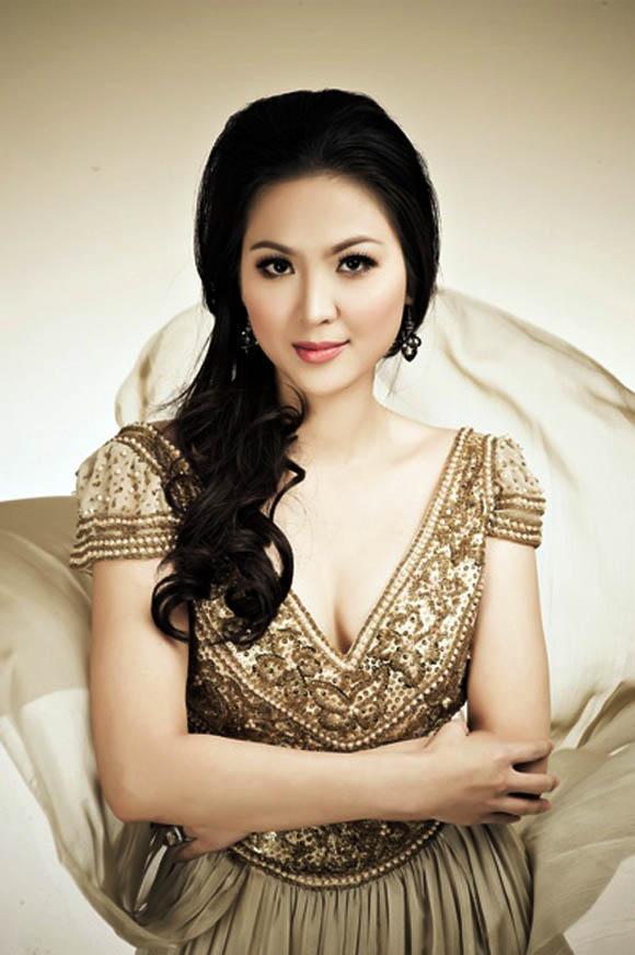 Showbiz Việt,Hà Kiều Anh,Việt Trinh,Diễn viên Thúy Hằng,Diễn viên Linh Nga