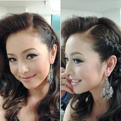 Jennifer Phạm xinh đẹp mừng sinh nhật ông xã - 3