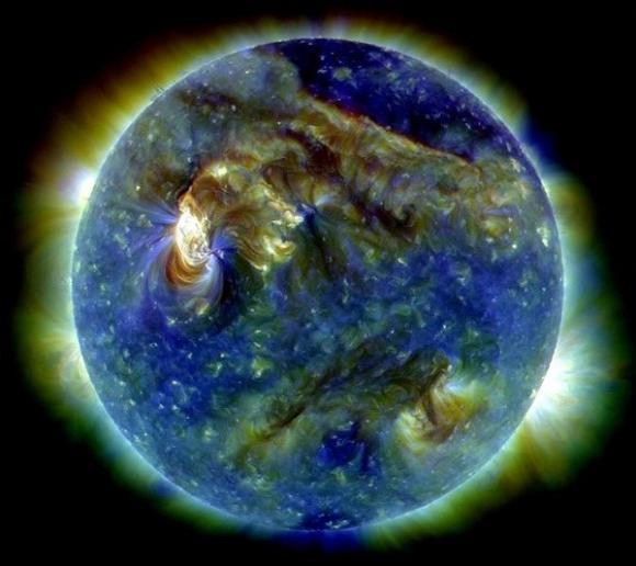 Bão mặt trời,Thảm họa diệt vong,Ngày tận thế