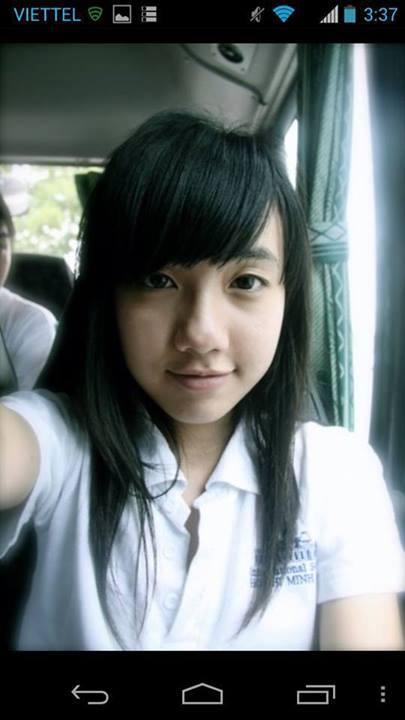 Những bức ảnh kém xinh khác của Mie Nguyễn được cư dân mạng truyền tay nhau